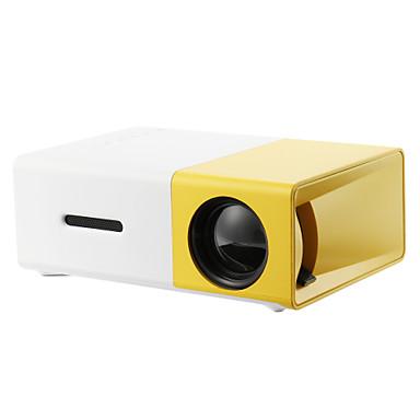 cheap Audio & Video-YG300 Home Theater Cinema USB HDMI AV SD Mini Portable HD LED LCD Projector Beamer Home Media Movie Player Support 1080P AV USB SD Card 320 x 240 HDMI / USB / AV / CVBS for Home School Office