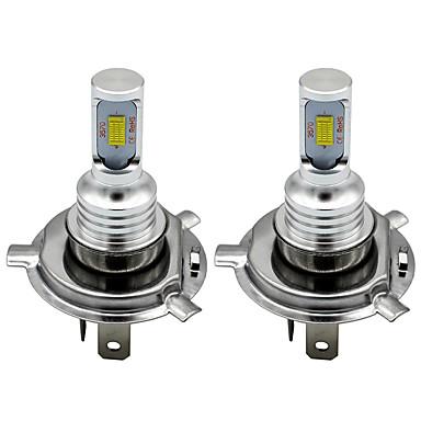 cheap New Arrivals-2pcs H7 H8 H11 9005 9006 HB4 H1 H3 3570 Chip Canbus External Led Bulb Car Led Fog Driving Lights Lamp Light Source 12-24V