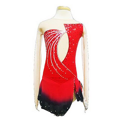 Artistic roller skating dresses