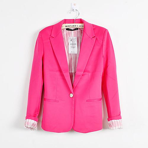 Blazer rosa damen