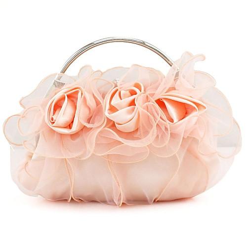 Cream clutch bag wedding