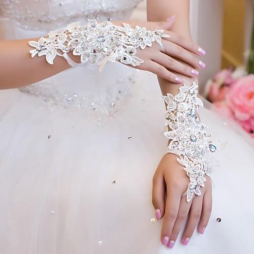 Crystal globes wedding