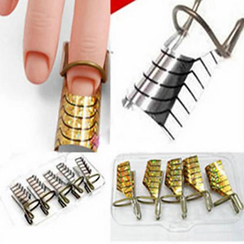Формы для наращивание ногтей