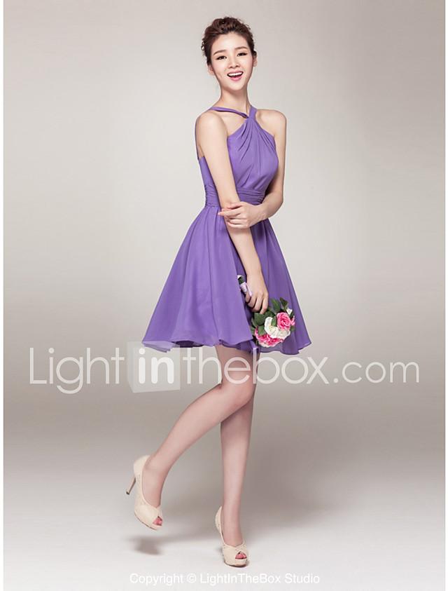 Chiffon Bridesmaid Dresses UK Free Shipping - oukas.info