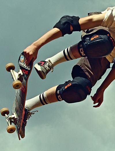 Scooters, Skateboarding & Ro...