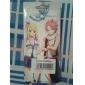 Plus d'accessoires Inspiré par Fairy Tail Cosplay Anime Accessoires de Cosplay Porte-clés Doré / Argenté Alliage Masculin / Féminin