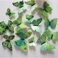 Animale Romantic #D Perete Postituri 3D Acțibilduri de Perete Autocolante de Perete Decorative Autocolante de Frigider,Vinil Material