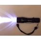 Lampes Torches LED Lampes de poche LED 200 Lumens 3 Mode Cree XR-E Q5 18650 AAA Faisceau Ajustable Camping/Randonnée/Spéléologie
