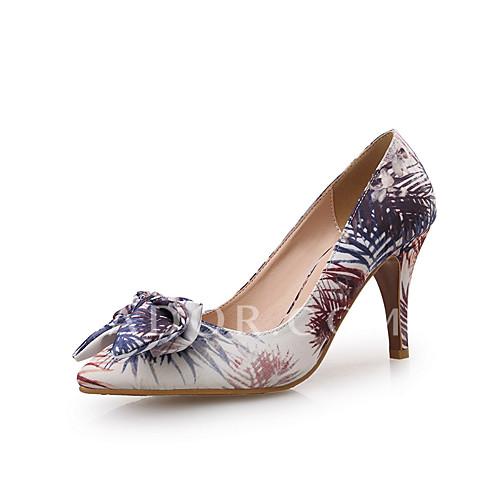 Schuhe Highheels Spitz Zeh Sommer Stilettos Rot