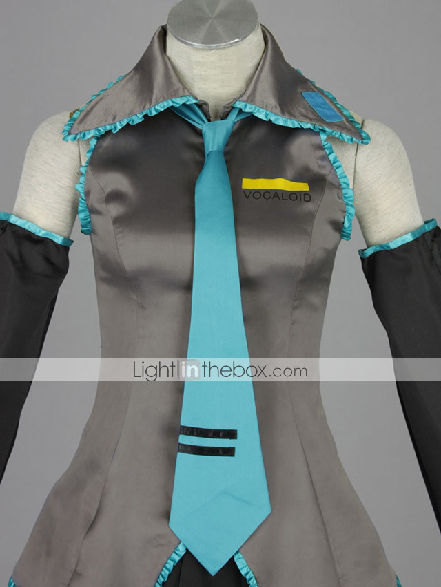 Photos & Inspired by Vocaloid Hatsune Miku Video Game Cosplay Costumes ...