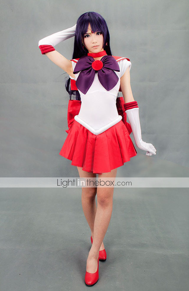 Photos & Inspired by Sailor Moon Sailor Mars Anime Cosplay Costumes Cosplay ...
