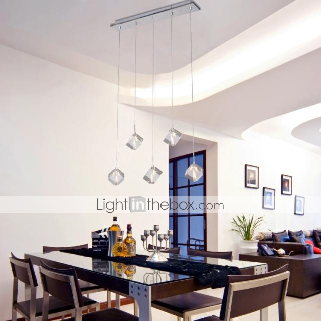 Maishang modern contemporary pendant light ambient light maishang modern contemporary pendant light ambient light crystal 110 120v 220 240v bulb included 187118 2018 9024 mozeypictures Image collections