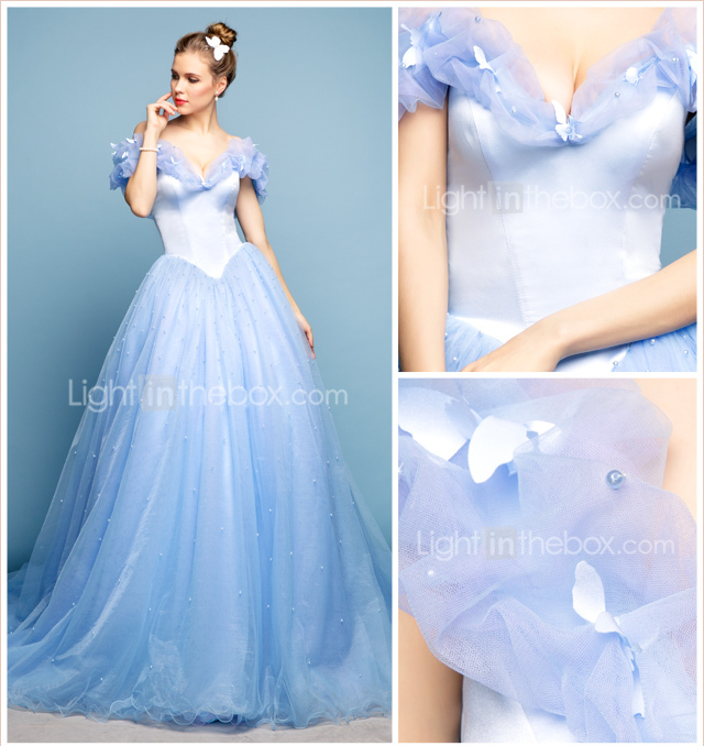 Cinderella Inspired Dresses