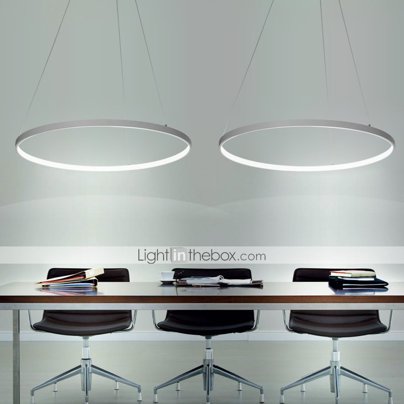 Ecolight Circle Pendant Light Ambient Painted