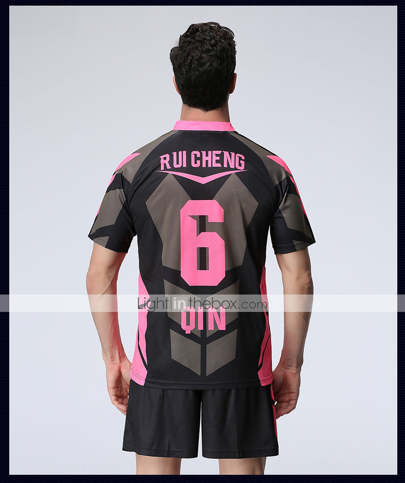 630cd691801 ZHOUKA® Customized/Personalized Custom (Word + Number) Soccer Kit ...