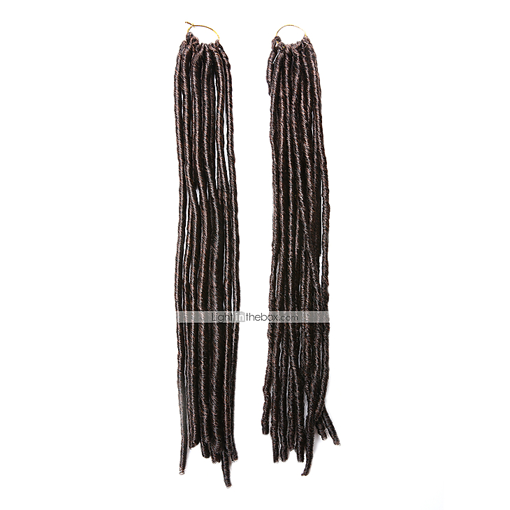 Braiding Hair Crochet Dreadlocks Faux Locs 100 Kanekalon Hair