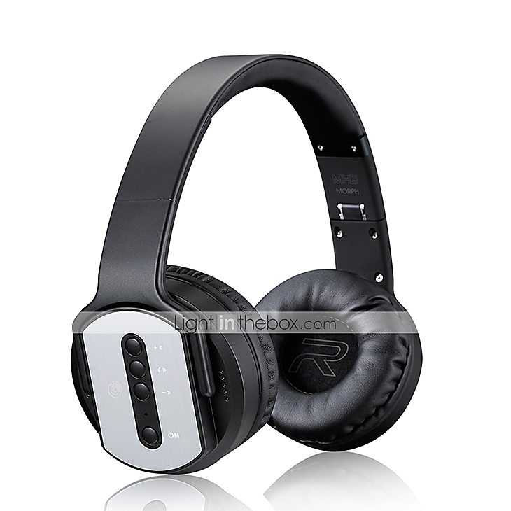 2017 New Sodo Mh2 Nfc 2in1 Twist Out Speaker Bluetooth Headphone With Fm Radio Aux Tf Card Mp3 Sports Magic Headband Wireless Headset 5576683 2020 32 99