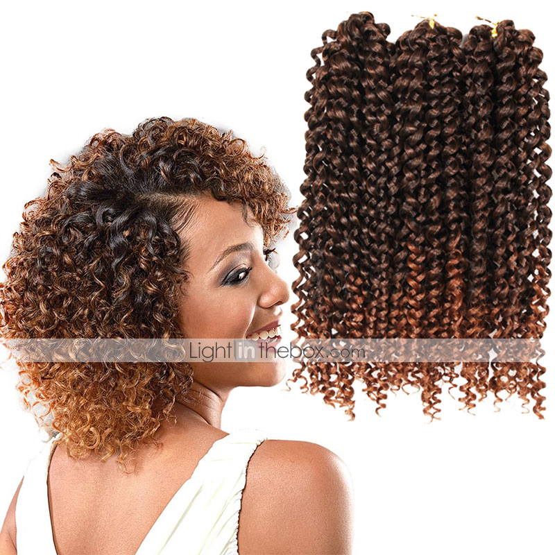 Braiding Hair Curly Crochet Curly Braids Hair Accessory Human