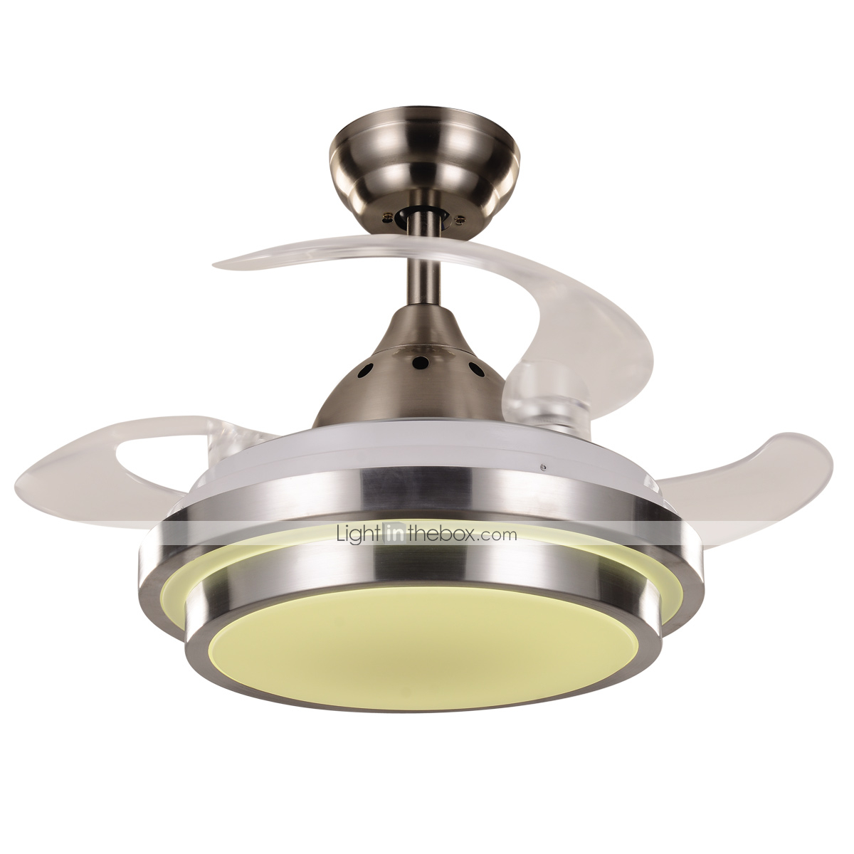 Ecolight™ Ceiling Fan Ambient Light Painted Finishes Metal