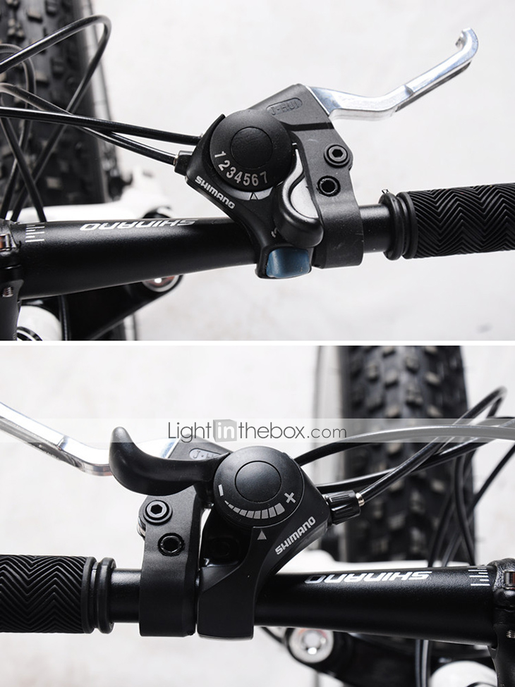 Mountain Bike Handlebar Faucet Accessory Bicycle Downhill Bicycle Hollowing Pipe