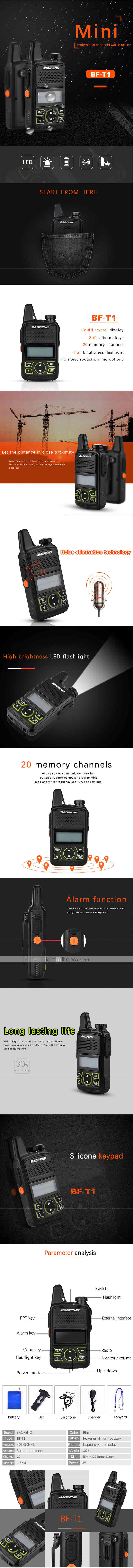 Baofeng T1 Handheld Low Battery Warning Pc Software Programmable Kenwood Tk 840 940 941 Radio Interface Cable Description And Schematic Photos