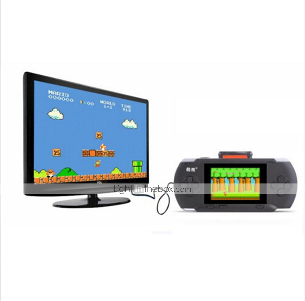 Portable RS-2A Handheld Game Players 3 2 Video Game Console