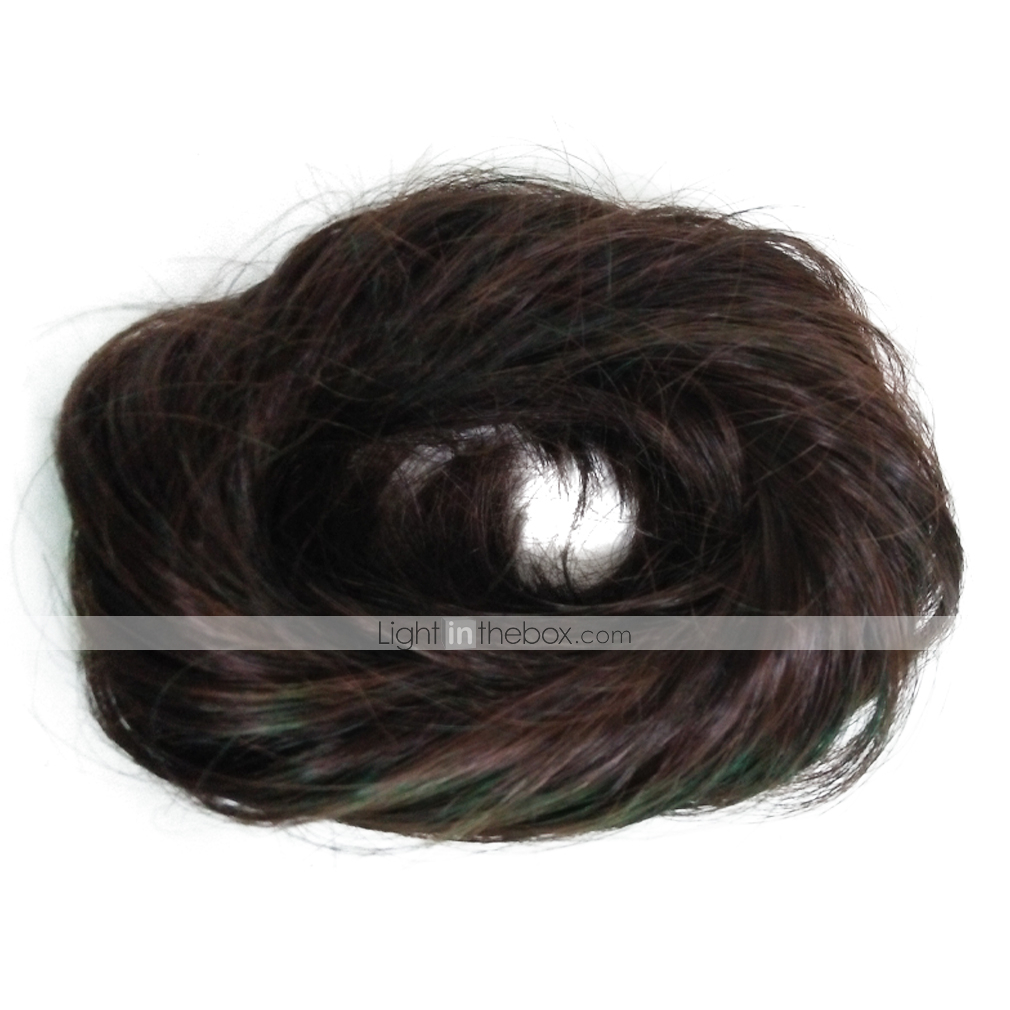 chignons Classic Hair Bun Synthetic Hair