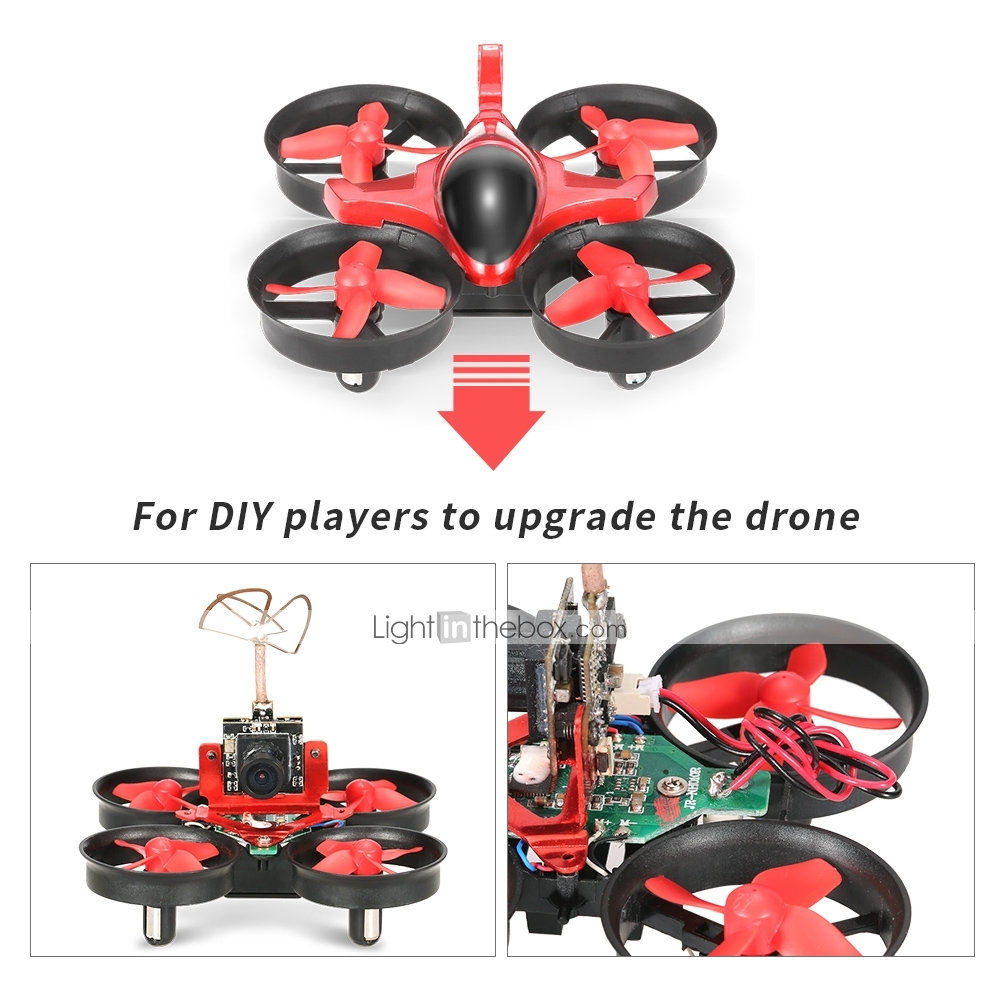 T36 Drone 6 Asse Canali Scorpion Quadricottero Rc Coolrc WEH2DYbe9I