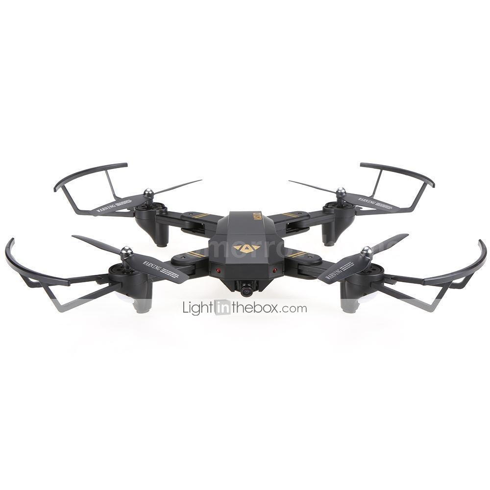 RC Drone VISUO XS809HW 4ch 6 Axis 2.4G With 720P HD Camera RC ...