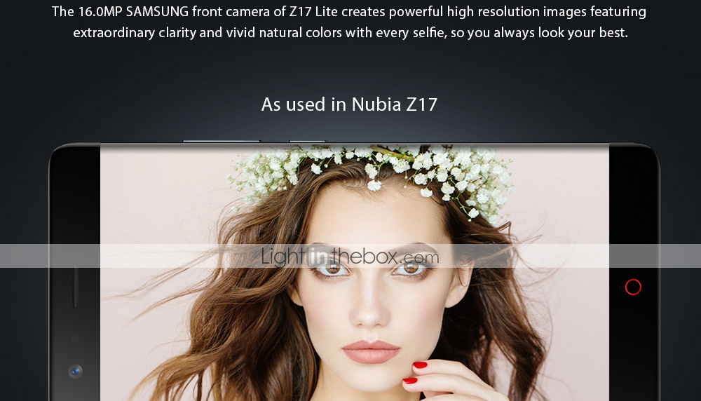 NUBIA Z17 Lite 5 5 inch inch Cell Phone (6GB + 64GB 13 mp