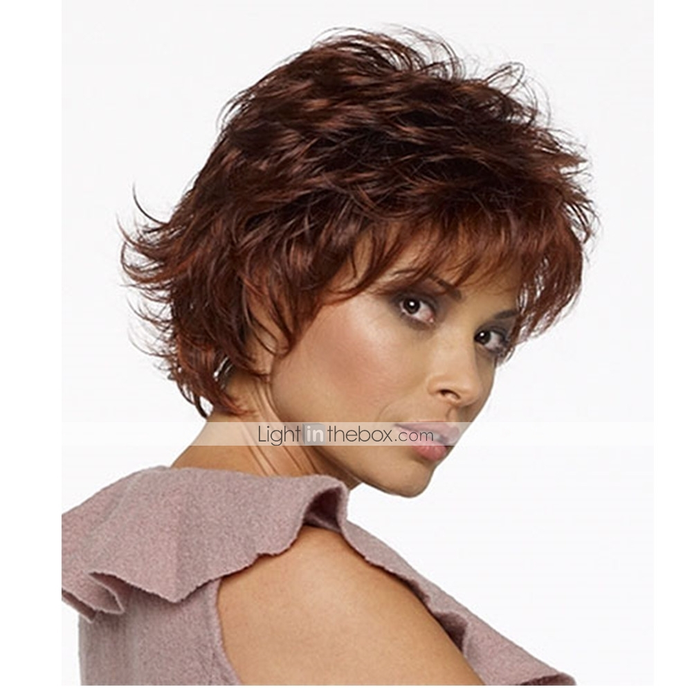 Synthetic Hair Wig Look Natural