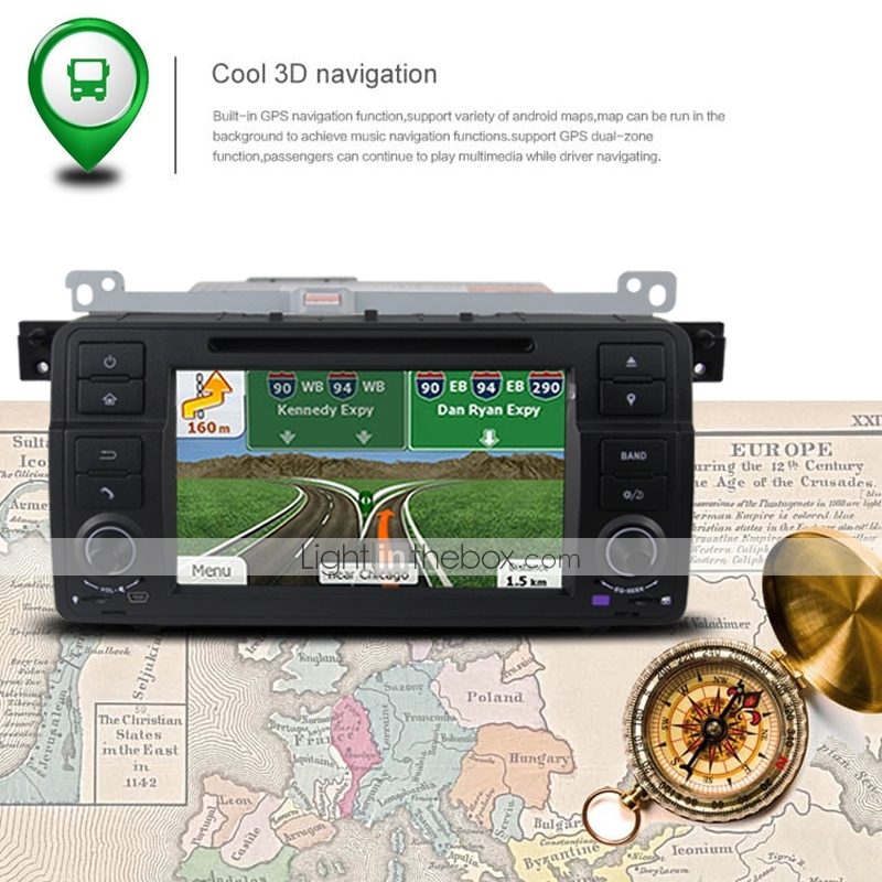 Factory OEM 1 DIN Android / Android 8 0 Built-in Bluetooth