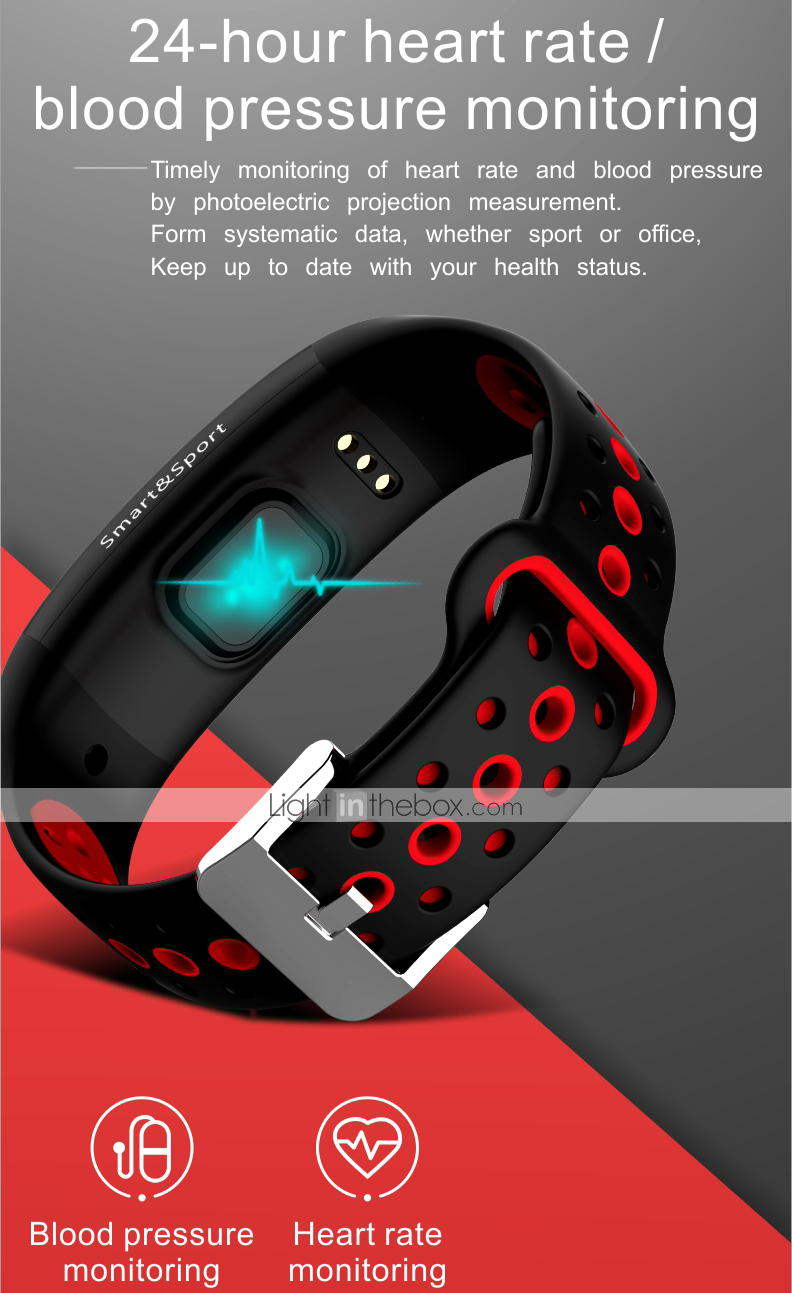 Digital Watches Systematic New Smart Watch Men Women Heart Rate Monitor Blood Pressure Fitness Tracker Smartwatch Sport Watch For Ios Android Watches box