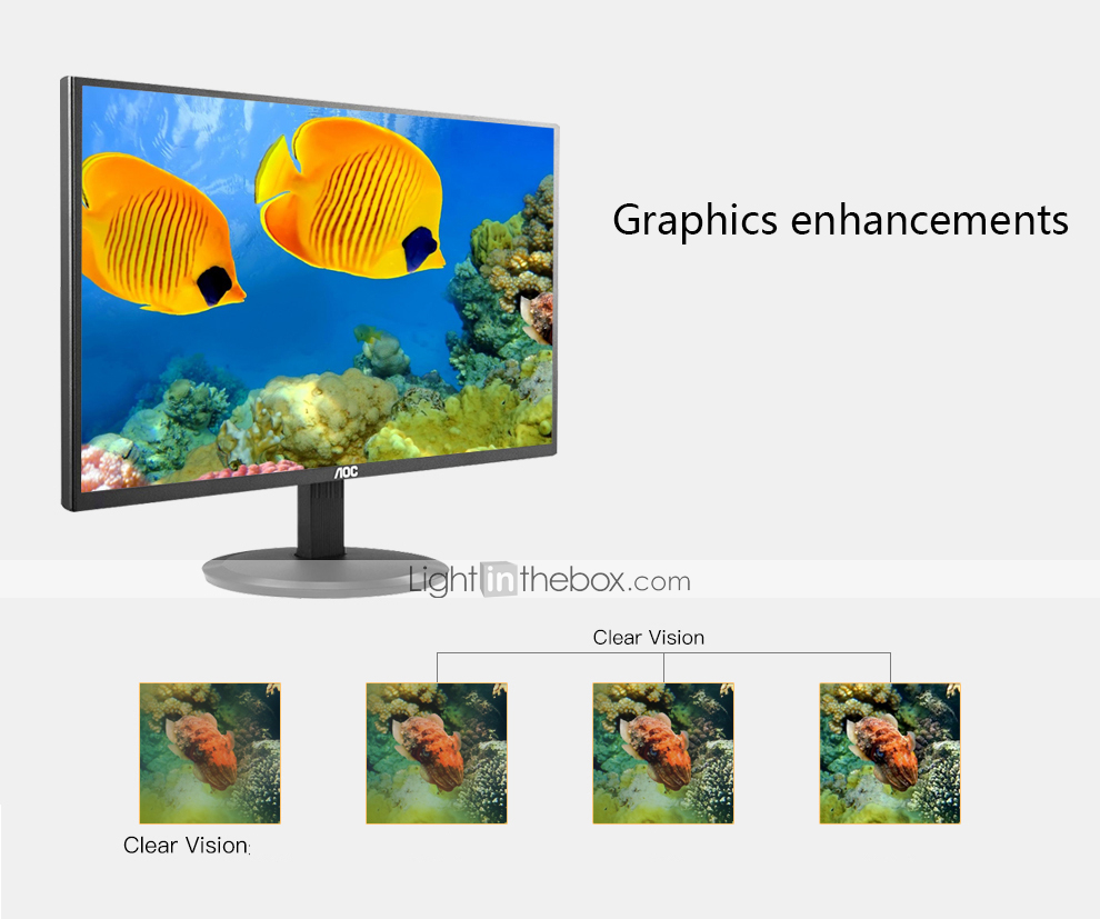 Monitors Source · Photos. Photos. AOC I2080SW 19 5 inch Computer Monitor IPS ...