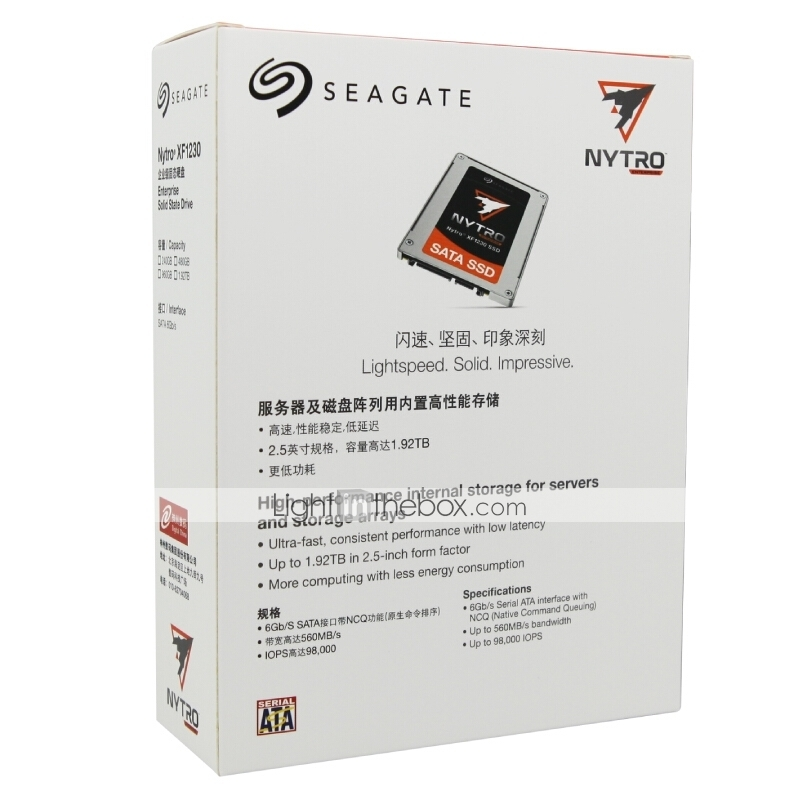 Seagate Laptop / Notebook Hard Disk Drive 960GB Audio / SATA 2 0(3Gb