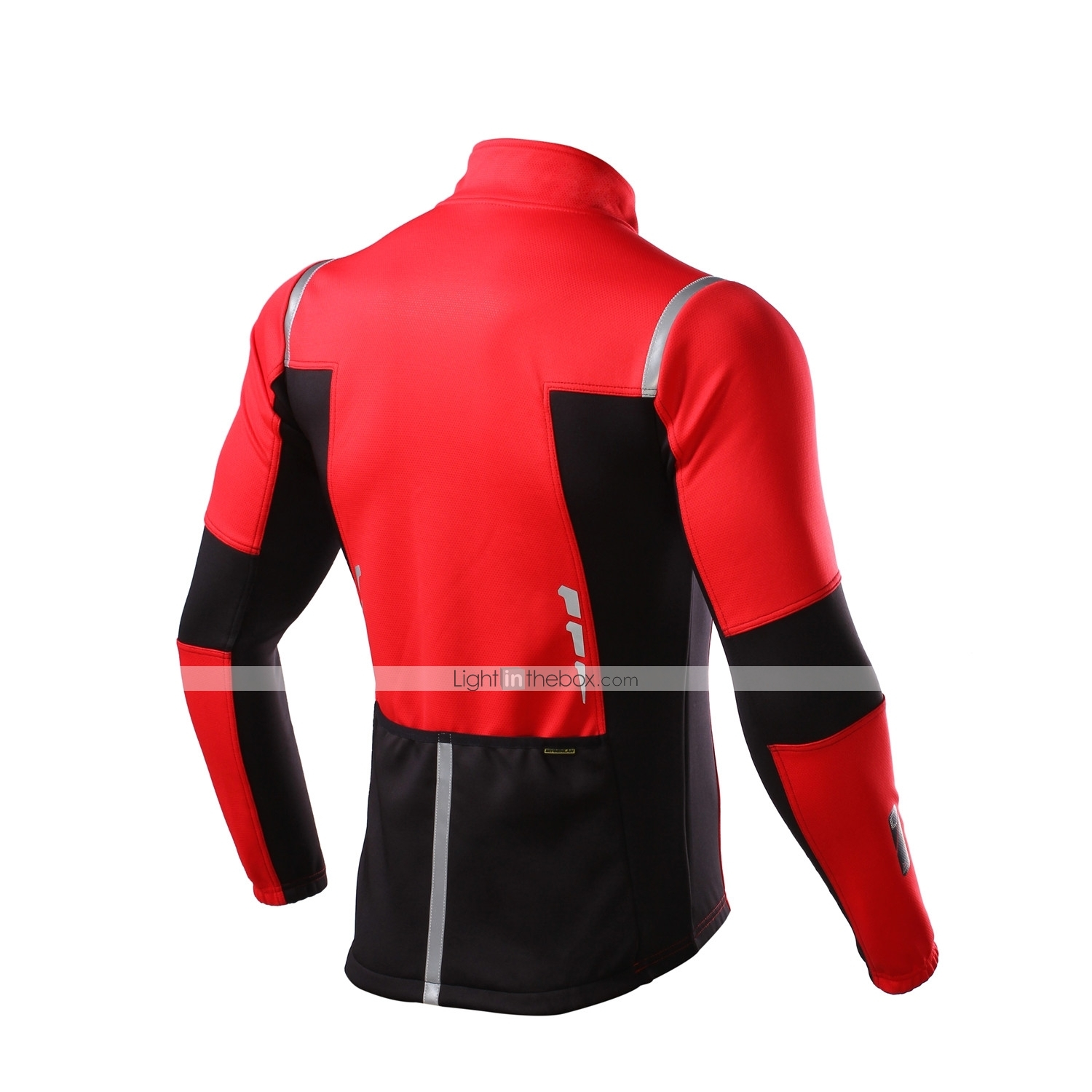 Running Reflective Details for Cycling Mysenlan Men/'s Cycling Jacket Windproof Waterproof Breathable Jacket Travelling Warm Fleece Thermal