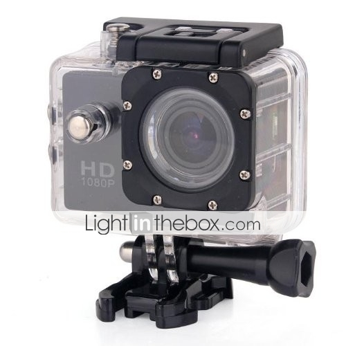 Sj4000 Sports Action Camera Gopro Vlogging Waterproof Anti