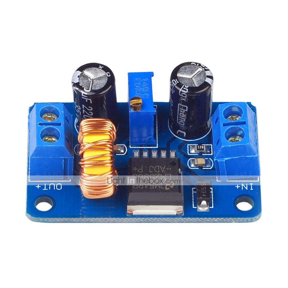 Lm317 Automatic Low Cost Emergency Light Circuit Book Free