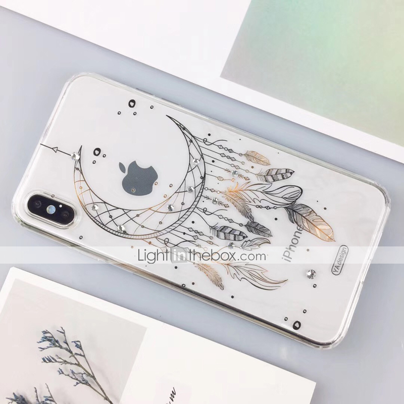 Case For Apple Iphone Xs Iphone Xr Iphone Xs Max Rhinestone
