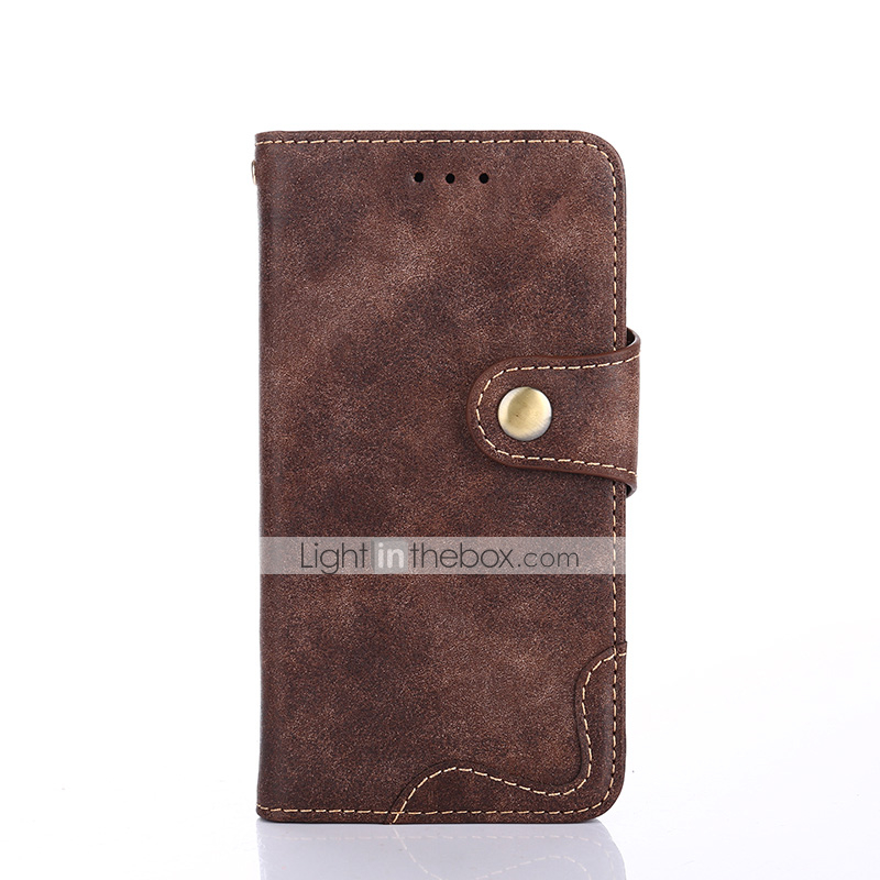 Gift Samsung  Leather case S10S10eS10+Leather wallet S10plus Hand rope Detachable cover handmade for Man or Woman Wallet case