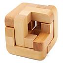 billiga Labyrinter och logikspel-Magic Cube IQ-kub Trä Alien Mjuk hastighetskub Magiska kuber Pusselkub professionell nivå Hastighet Klassisk & Tidlös Barn Vuxna Leksaker Pojkar Flickor Present