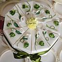 povoljno Kutijice za svadbene poklone-Pyramid Kartica papira Naklonost Holder s Uzde Cvijet Milost Kutije