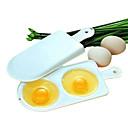 ราคาถูก เครื่องมือไข่-เตาอบไมโครเวฟไข่ไก่ไข่เจียวกล่องเครื่องมือ 2 ไข่ต้ม