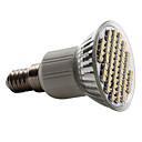 billiga Vägglampetter-1st 3.5 W LED-spotlights 300-350 lm E14 GU10 MR16 60 LED-pärlor SMD 2835 Varmvit Kallvit Naturlig vit 220-240 V