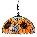 ราคาถูก โคมไฟเพดาน-Mini Style ไฟจี้ , Tiffany ห้องนั่งเล่น / ห้องอาหาร / ครัว