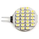 ราคาถูก อุปกรณ์แต่งหน้าอื่นๆ-2 W LED สปอตไลท์ 6000 lm G4 24 ลูกปัด LED SMD 3528 ขาวธรรมชาติ 12 V