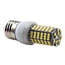 billiga Glödlampor-1st 5 W LED-lampa 6000 lm E14 G9 GU10 T 138 LED-pärlor SMD 2835 Varmvit Kallvit Naturlig vit 220-240 V / #