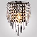 billige Flush Mount-lamper-SL® Moderne Moderne Metall Vegglampe 110V / 110-120V / 220-240V 40 W / E12 / E14