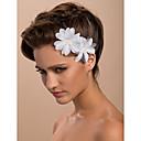 povoljno Party pokrivala za glavu-Saten Fascinators / Cvijeće / Šeširi s Cvjetni print 1pc Vjenčanje / Special Occasion / Kauzalni Glava