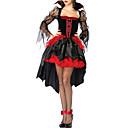 Χαμηλού Κόστους ανεμιστήρας-Angel & Devil - Στολές - για Halloween / Απόκριες - για Γυναικεία - με Φόρεμα